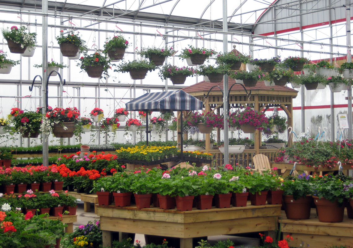 Garden Centre: York, Prince Edward Island