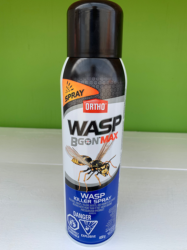 Ortho Wasp Spray